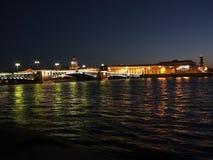Puente del palacio foto de archivo libre de regalías