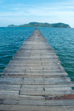 Puente del paraíso Fotos de archivo