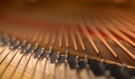 Puente del piano y primer de las secuencias Foto de archivo libre de regalías
