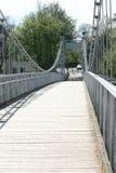 Puente del pie de Chester foto de archivo