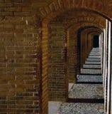 Puente del político del SE Si-o, en Esfahan Imágenes de archivo libres de regalías