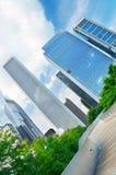 BP tiende un puente sobre (Chicago) Fotografía de archivo libre de regalías