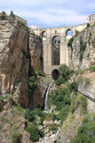 Puente del rondó Imagen de archivo libre de regalías