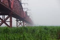Puente del Sah de Lalon Imagen de archivo