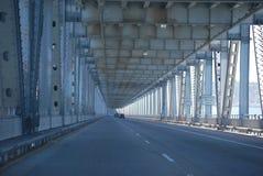 Puente del San Francisco Bay Imagen de archivo libre de regalías