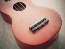 Puente del ukelele, bajo en el DOF Fotografía de archivo libre de regalías