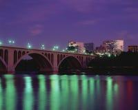 Puente dominante Foto de archivo libre de regalías