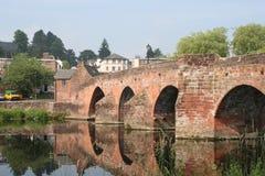 Puente Dumfries Imagenes de archivo