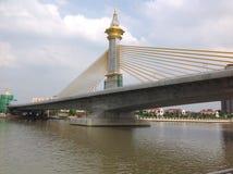 Puente en Bangkok Foto de archivo libre de regalías
