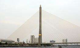 Puente en Bangkok foto de archivo