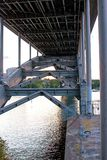 Puente en Estocolmo fotos de archivo libres de regalías