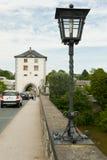 Puente en Limburgo Fotografía de archivo