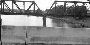 Puente en Luisiana Fotos de archivo libres de regalías
