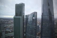 Puente en Moscú Imagen de archivo