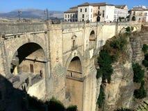 Puente en Ronda Imagen de archivo