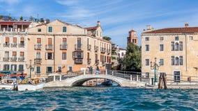 Puente en Venecia Imágenes de archivo libres de regalías