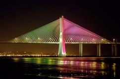 Puente Euro2004 del Gama de Vasco DA Imagen de archivo