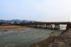 Arashiyama, Kyoto, Japón Imágenes de archivo libres de regalías