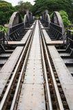 Puente ferroviario de la muerte Fotos de archivo libres de regalías