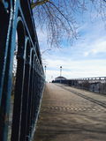 Puente Francia Fotografía de archivo libre de regalías