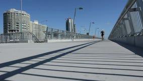 Puente Gold Coast Queensland Australia de Sundale almacen de video
