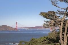 Puente Golden Gate de fotos de archivo