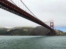 Puente Golden Gate de Sanfransisco Fotografía de archivo