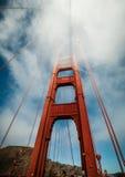 Puente Golden Gate San Francisco Imagenes de archivo