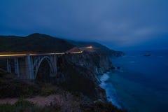 Puente grande de Sur Fotografía de archivo