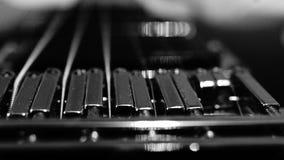 Puente inoxidable de la guitarra de acero Fotos de archivo libres de regalías