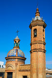 Puente Isabel II bridge in Triana Seville Spain Royalty Free Stock Photography