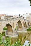 Puente La Reina Stock Images