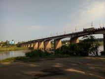Puente largo fotos de archivo