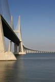 Puente largo 6 Fotografía de archivo libre de regalías