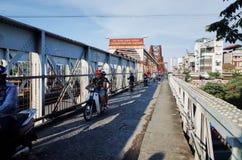 Puente largo de Bien Fotos de archivo