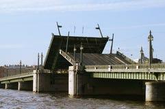 Puente levadizo Fotos de archivo