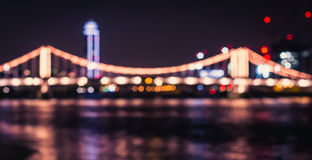 Puente Londres de Chelsea Imagenes de archivo