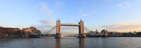 Puente Londres de la torre imagen de archivo libre de regalías