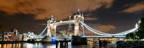 Puente Londres de la torre Foto de archivo libre de regalías