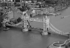 Puente Londres de la torre Fotos de archivo libres de regalías