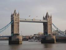 Puente Londres de la torre Imagenes de archivo