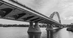 Puente Lusitania I Royalty Free Stock Photos