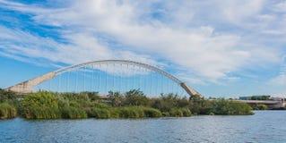 Puente Lusitania II Royalty Free Stock Photo