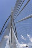 Puente moderno Imagenes de archivo