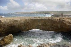 Puente natural Foto de archivo