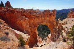 Puente natural Foto de archivo libre de regalías