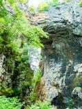 Puente natural 3 Foto de archivo