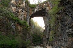 Puente natural escénico Imágenes de archivo libres de regalías