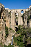 Puente Nuevo at Ronda Stock Photo