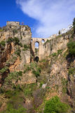 Puente Nuevo in Ronda Stock Photo